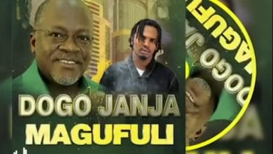 Photo of AUDIO: Dogo Janja – Magufuli