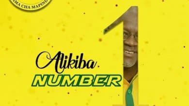 Photo of AUDIO: Alikiba – NUMBER 1