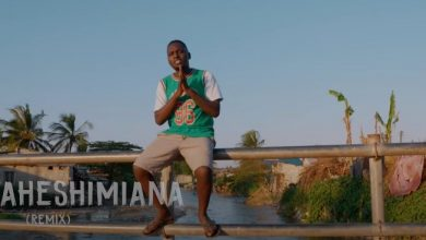 Photo of VIDEO: Barakah The Prince x Da Way – Tutaheshimiana Remix