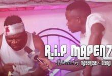 Photo of VIDEO: Berinja – R.I.P Mapenzi (Acoustic version)