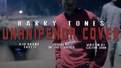 Photo of VIDEO: Harry Tones – Unanipenda Cover