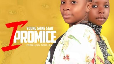 Photo of AUDIO: Young Shine Star – I Promise