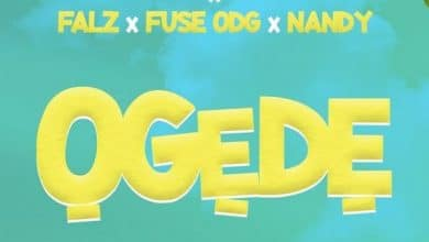 Photo of AUDIO: Krizbeatz, Falz , Fuse ODG & Nandy – Ogede