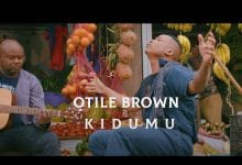 Photo of AUDIO: Otile Brown X Kidum – Leilah