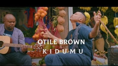 Photo of AUDIO: Otile Brown X Kidum – Leilah