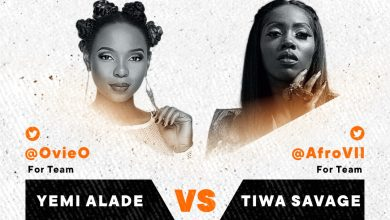 Photo of #NotjustokVS: Yemi Alade VS Tiwa Savage | This Friday, July 3