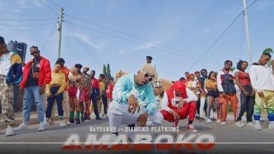 Photo of VIDEO: Rayvanny Ft Diamond Platnumz – Amaboko