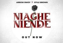 Photo of AUDIO: Arrow Bwoy ft Otile Brown – Niache Niende | Download