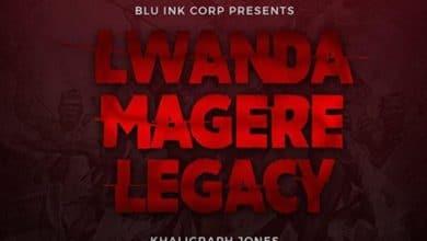 Photo of AUDIO: Khaligraph Jones – Lwanda Magere Legacy 1 | Download