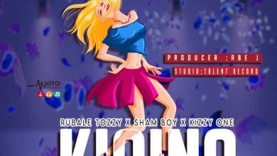 Photo of AUDIO: Rubale Tozzy X Kizzy One X Sham B – Kiaina