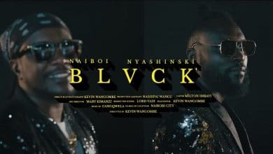 Photo of VIDEO: Naiboi ft Nyashinski –  Black