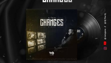Photo of FULL ALBUM:  Rj The Dj – Changes | Stream