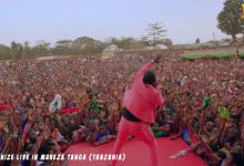 Photo of Harmonize Live In Muheza Tanga (TANZANIA)