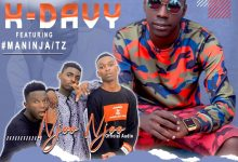 Photo of AUDIO: K Davy ft Maninja – Njoo Njoo | Download