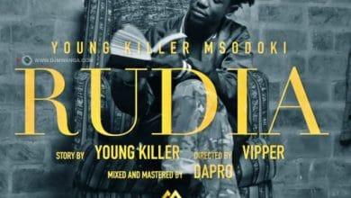 Photo of AUDIO: Young Killer Msodoki – Rudia | Download