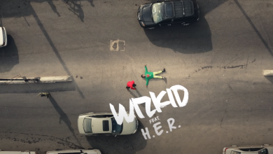Photo of VIDEO: WizKid ft. H.E.R – Smile