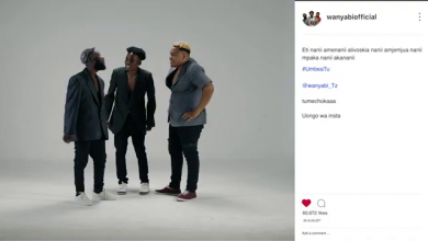 Photo of VIDEO: Wanyabi – Instagram