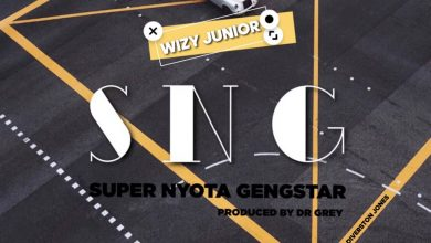 Photo of AUDIO: Wizy Junior – S N G (Super Nyota Gangster) | Download
