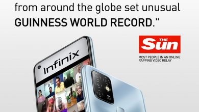 Photo of INFINIX HOT 10 YAINGIA KWENYE RECORD ZA DUNIA ZA GUINESS RECORD.