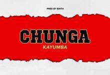 Photo of AUDIO: Kayumba – Chunga   Download