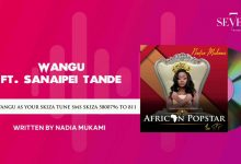 Photo of AUDIO: Nadia Mukami ft Sanaipei Tande – Wangu | Download
