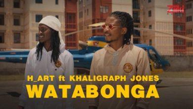 Photo of VIDEO: H_art The Band Ft. Khaligraph Jones – Watabonga