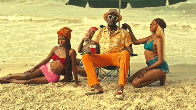 VIDEO: Lord Eyez Ft. Gigy Money – Kitanda - Bekaboy